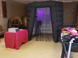 Photo booth for sale £1500