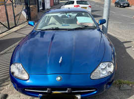 Jaguar Xk8, 1998 (S) Blue Sports, Automatic Petrol, 141,000 miles