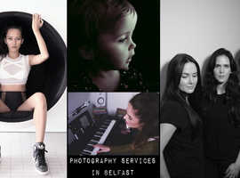 Photography Services in Co. Down and Belfast