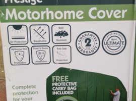 Motorhome cover