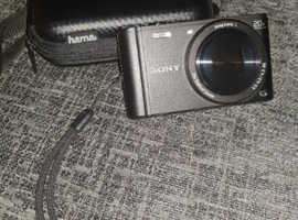 Sony g cyber shot camera 20x wifi