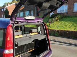 Fiat Panda, 2009 (09) Purple Hatchback, Manual Petrol, 40 miles