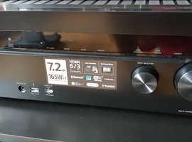 Sony 7.2 receiver  Amp