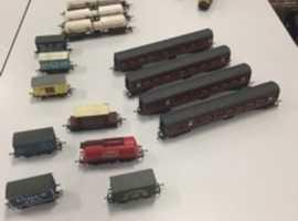 Mixed train set