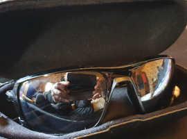 Mens Oakley Triggerman Polarized sunglasses