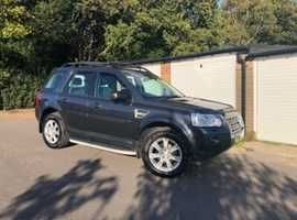 Land Rover FREELANDER TD4 ES, 2009 (59), Manual Diesel, 129,500 miles
