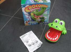 Crocodile Dentist Game By Hasbro
