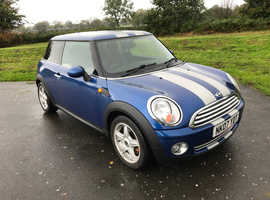 Mini MINI, 2007 (07) Blue Hatchback, Manual Petrol, 67,000 miles