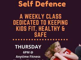 Kids Self Defence Classes in MK