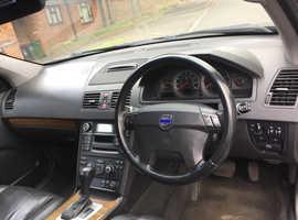 Volvo Xc90, 2007 Automatic Diesel, 164,880 miles