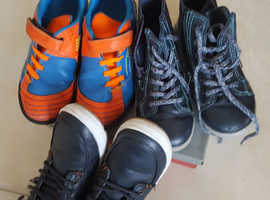 Boys Clarkes Trainers/George Boots/Next Boots
