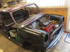 Restoration project for enthusiast