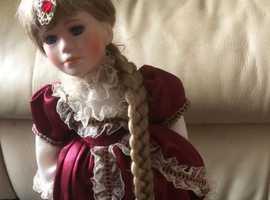 Porcelain Dolls £10 Each