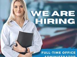 Motor Auction Office Administrator