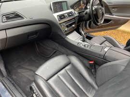 BMW 640D M Sport Coupe Automatic