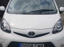 Toyota Aygo, 2017 (17), Manual Petrol, 23,849 miles