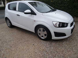 LOW ROAD TAX 2013 Chevrolet Aveo 1.2 LS (S/S)  5DR