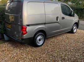 5 Door Nissan NV 200 DCI SE Van