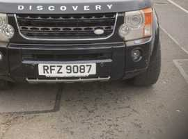 Land Rover Discovery, 2004 (54) black 4x4, Automatic Diesel, 171090 miles