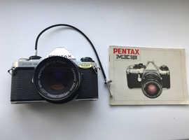 Pentax Super ME and MV