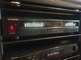 Pioneer Gr-777 graphic Equalizer
