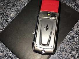 Vertu Ascent TI Ferrari Limited Edition