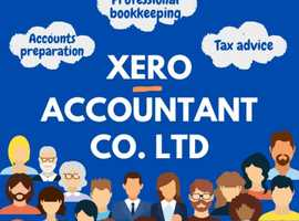 Xero Bookkeeping to Statutory Accounts with Xero-Accountant Co.