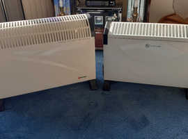 Connector heaters.