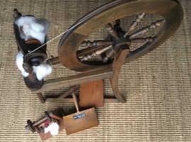 Ashford spinning wheel. For sale or swap.