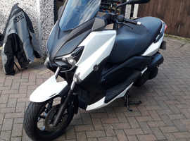 Yamaha xmax 250 only 1900 miles PRISTINE