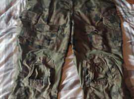 Crye cut G3 trousers in polish woodland
