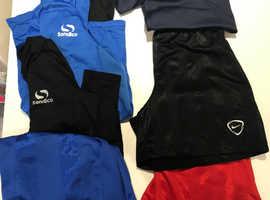 Sports skins , tshirt & shorts