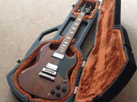 1976 Gibson USA SG Standard with Gibson Protector hard case