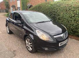 Vauxhall Corsa, 1.25 SXI DIESEL £20 A YEAR ROAD TAX