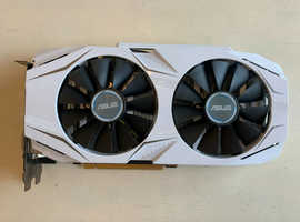 ASUS GeForce GTX 1070 8GB GDDR5 Graphics Card dual series