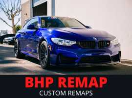 Custom Remaps - BHP REMAP - Performance Chip Tuning - Stage 1 - DPF / EGR Delete - Economy