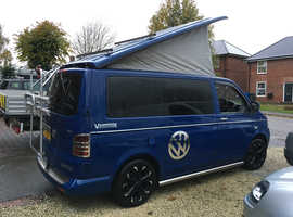 Volkswagen T5 SWB vamoose camper conversion