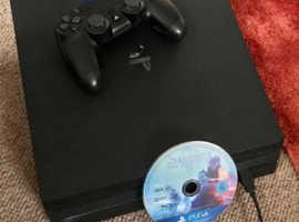 PS4 Pro 1TB & Games