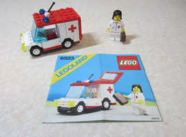 LEGO RED CROSS 6523