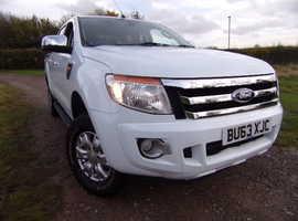 Ford Ranger XLT 4X4 TDCi (£12,250)+vat