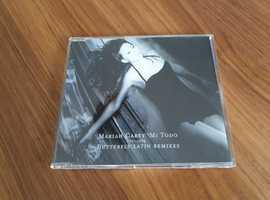 mariah carey mi todo / butterfly latin remixes cd single.