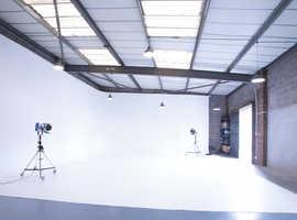 Cheap Film Studio Hire London, Cheap Photo Studio Hire London, Studio Hire London and Cheap Photoshoot Studio London