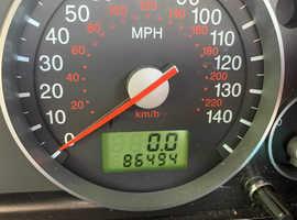 Ford Mondeo, 2004 (04) Blue Hatchback, Manual Petrol, 82,907 miles