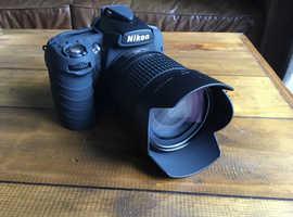 Nikon D90 Kit with Nikkor Lenses