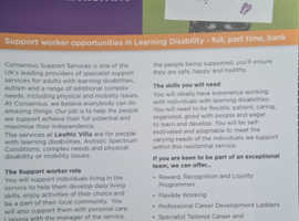 Support Workers