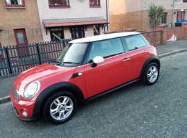 Mini One, 2013 (13) red hatchback, Manual Petrol, 135000 miles