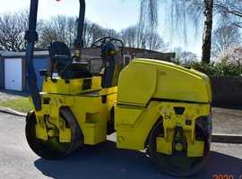 Atlas Copo Dynapac cc1300 roller