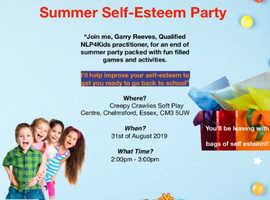 Summer Self Esteem Party