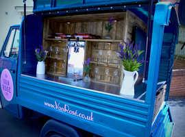 Mobile Bar / Prosecco Van