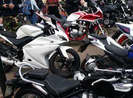 Yamaha yzf r125cc /180cc